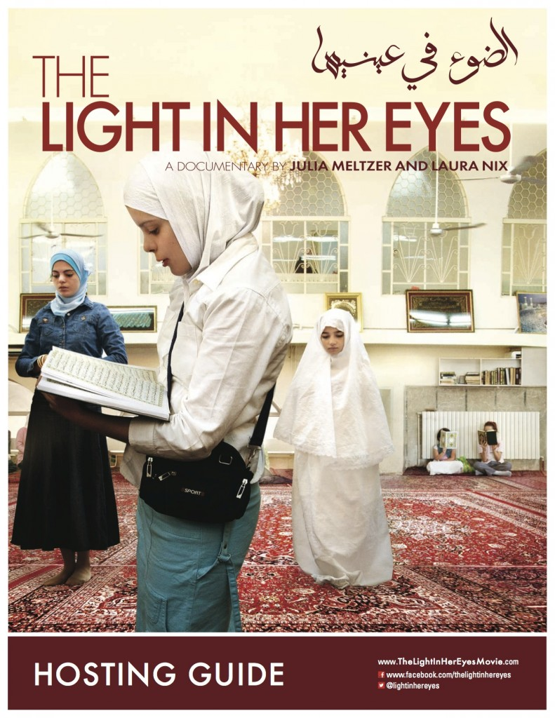 The Light in Her Eyes Host a Screening Guide