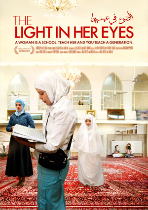 The Light in Her Eyes Film Poster